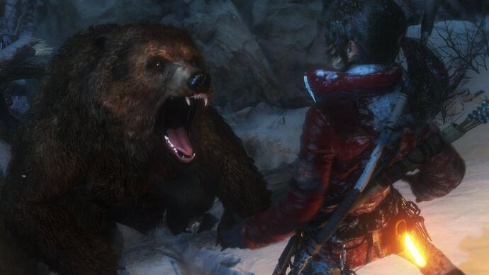Vídeo mostra novo gameplay de Rise of the Tomb Raider