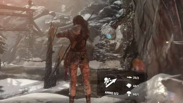 15 Minutes Of Rise Of The Tomb Raider Gameplay Footage Eurogamer Net