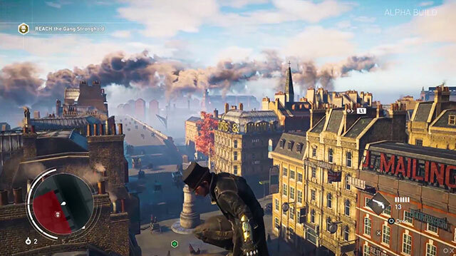 Let's Go Sightseeing in New Assassin's Creed Syndicate Gameplay