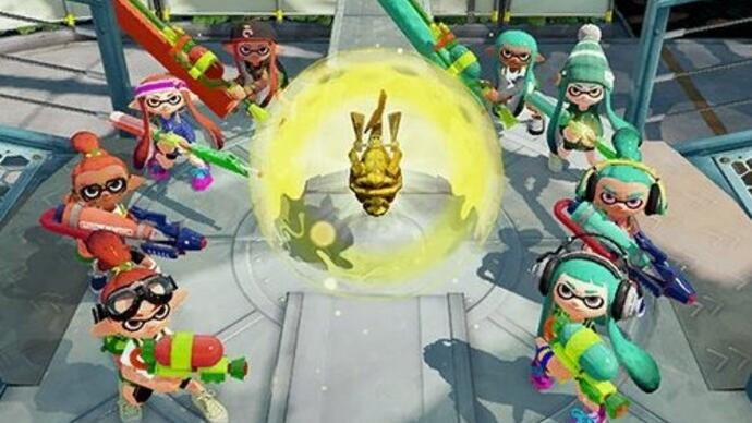 Splatoon datamine discovers dozens of on-discdetails