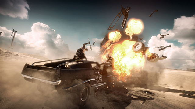 This Is How You Kill Cars in Mad Max