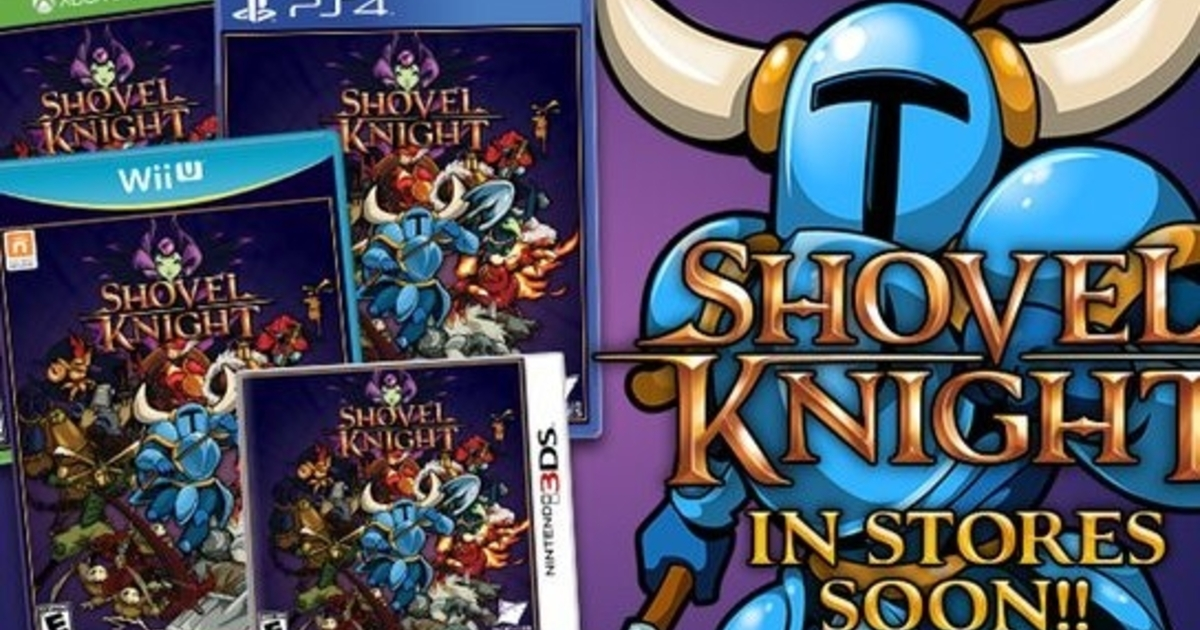 Shovel knight release date in Brisbane