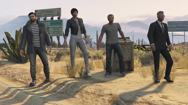 GTA Online Heist Mission Makes Us Steal Tanker of Meth