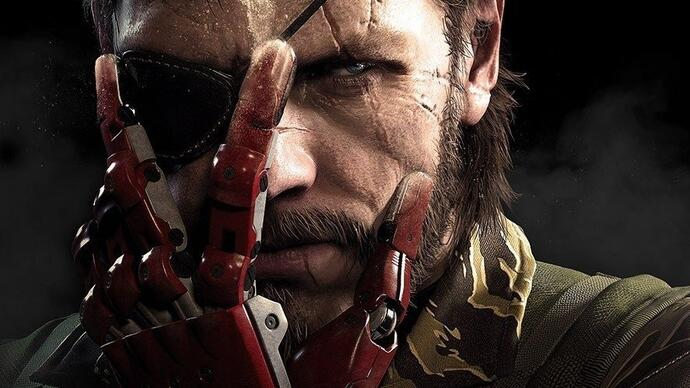 Snake's arm is een raket in nieuwe trailer Metal Gear Solid 5