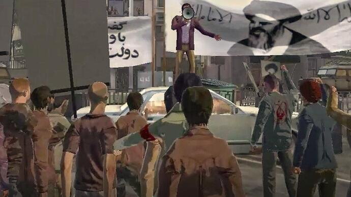 Historical drama 1979 Revolution is coming along nicely in its latest trailer