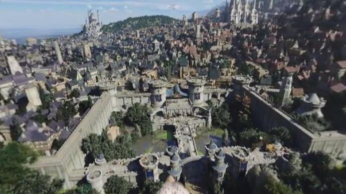 Soar over Azeroth in the Warcraft movie's interactive VR trailer