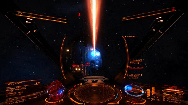 Here Is Space Piracy for Beginners in Elite Dangerous on Xbox One