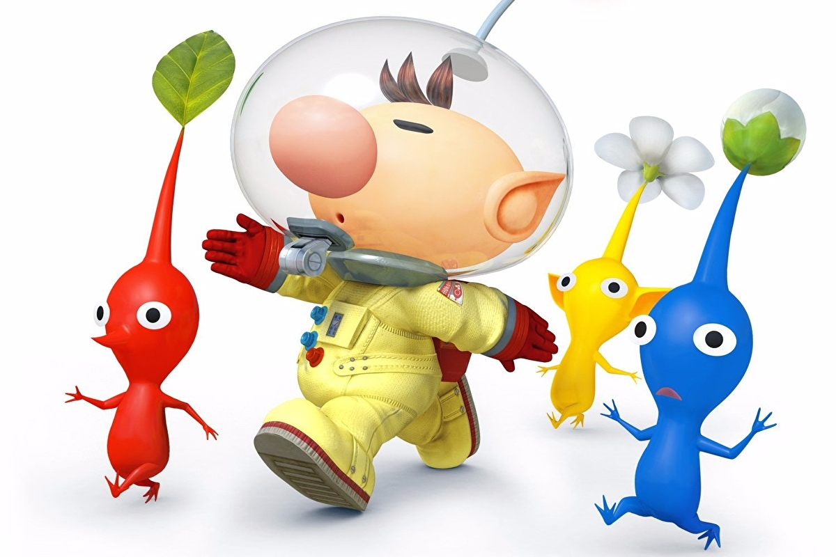 Pikmin 4 In Development And Very Close To Completion Eurogamer Net