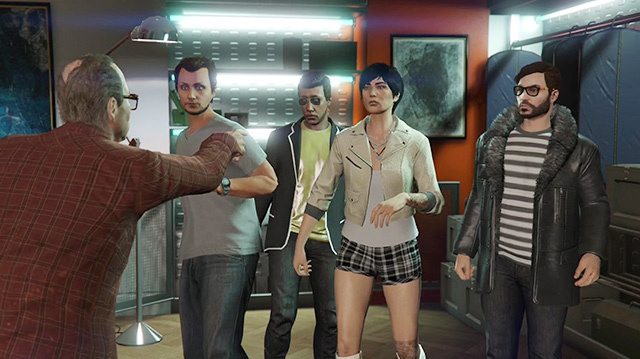 GTA Online Heist Concludes With Heartwarming Display of Teamwork
