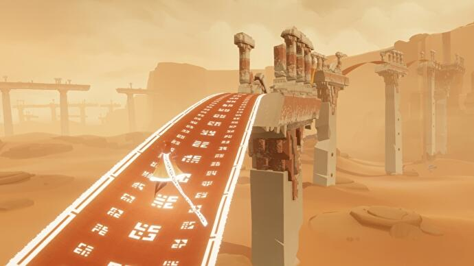 Journey PS4 a