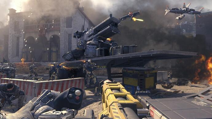 Ecco le date della beta di Call of Duty: Black Ops 3