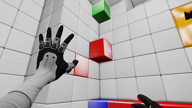 We Wrangle Cubes in Portally Puzzler QUBE Director's Cut on Xbox One