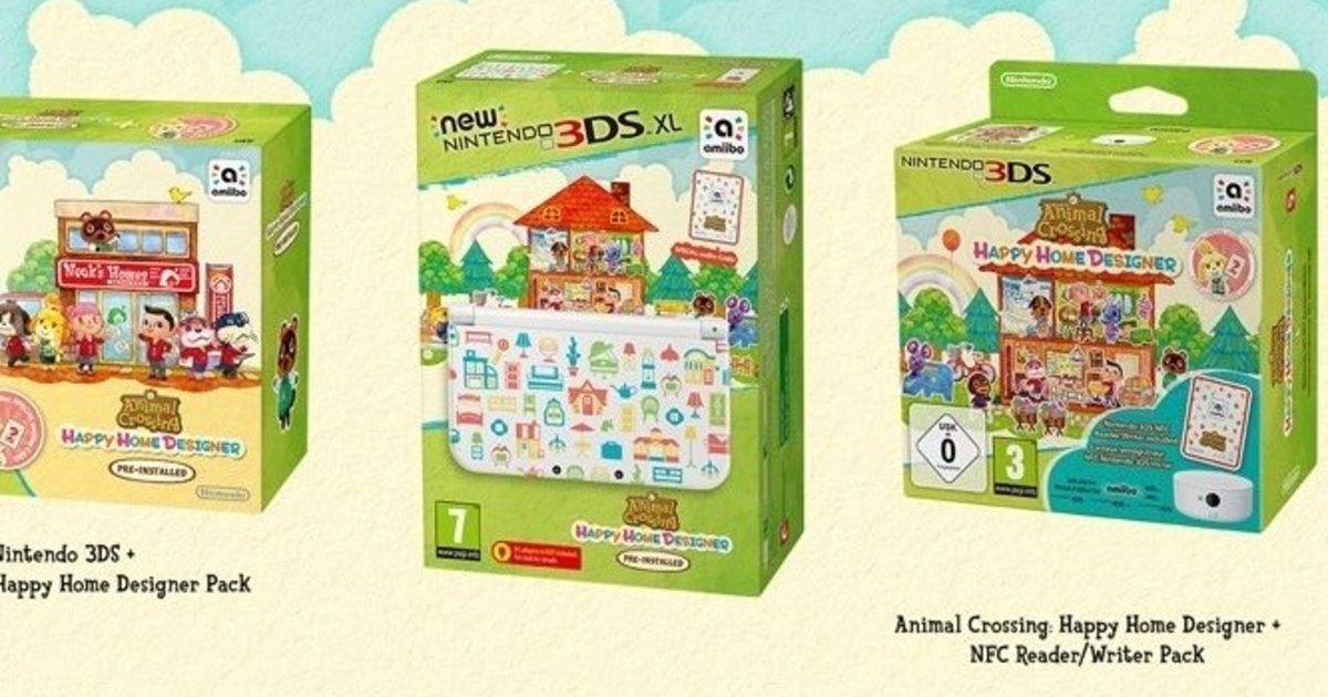 Nintendo onthult veel animal crossing happy home designer for 7 11 happy home designer