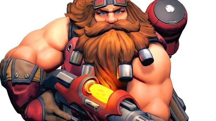 Smite developer unveils team shooter Paladins