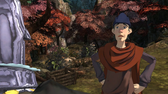 King's Quest Begins with Episode 1: A Knight to Remember