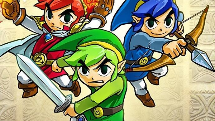 The Legend of Zelda: Tri Force Heroes release date