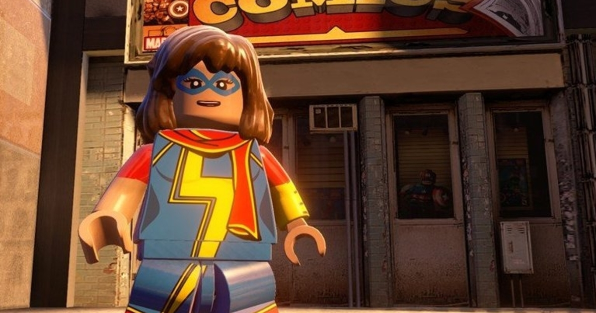 the lego marvel s avengers release date has been estimated