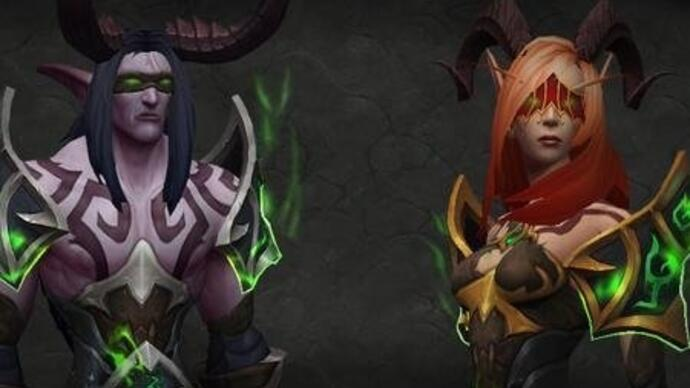 World of Warcraft: Legion expansion adds new Demon Hunter class