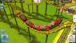 Frontier ports RollerCoaster Tycoon 3 to mobile with no in-app
