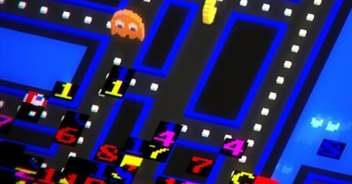 This is Pac-Man 256, a game based on a glitch • Eurogamer.net