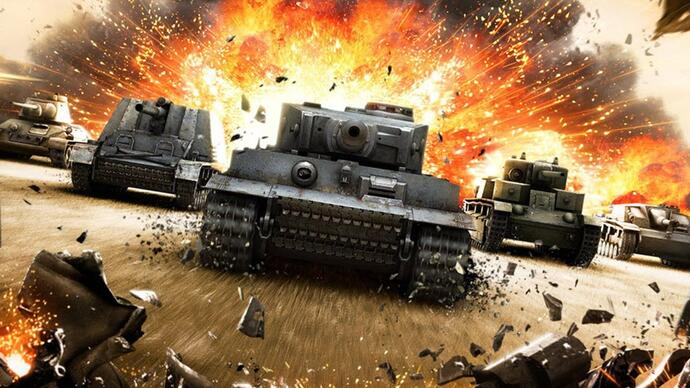 Recension: World of Tanks Xbox One Edition