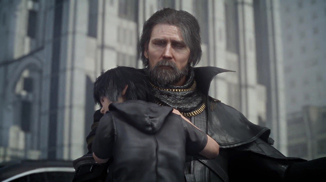 Final Fantasy 15 Trailer Explained: Who's the Dog? Why the Hugging?