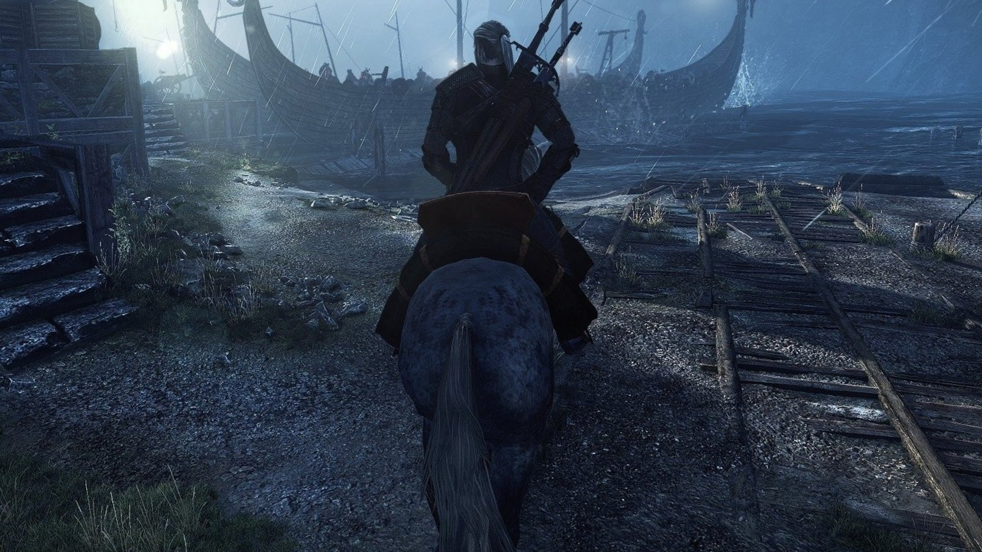 How much harder is The Witcher 3 NG+? Here's some gameplay and impressions