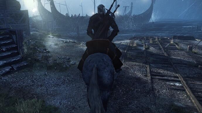 Video: How much harder is The Witcher 3 NG+? Here's some gameplay and impressions