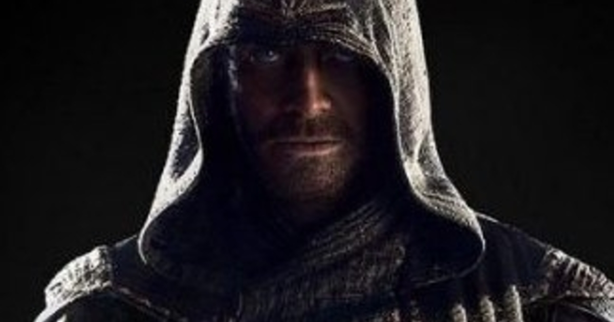 Here's how Michael Fassbender looks in the Assassin's ...