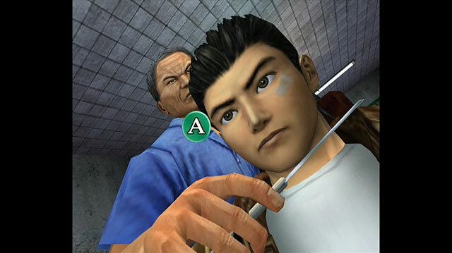 Don't Press A to Not Die in Shenmue 2