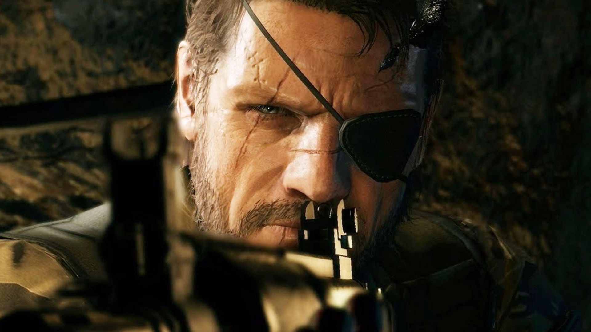 Face Off Metal Gear Solid 5 The Phantom Pain V Definitive Edtn Region 2