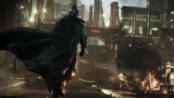 Arkham Knight vidunder-patch var kortvarigt live
