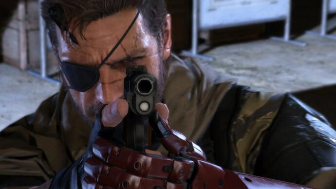 Metal Gear Solid 5: The Phantom Pain is series' biggest UK launch