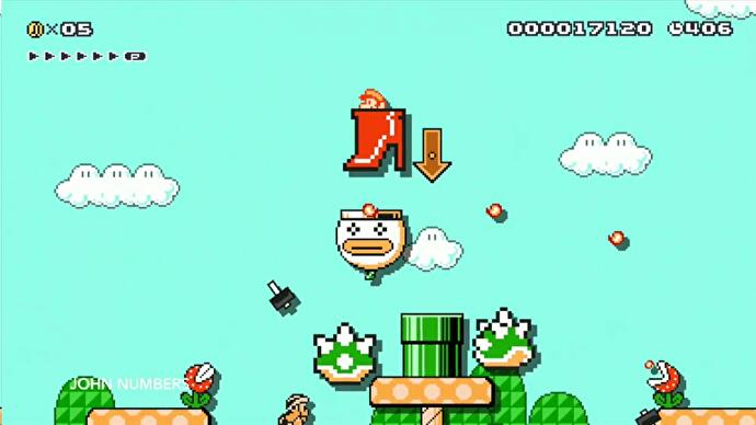 Super Mario Maker review • Eurogamer net