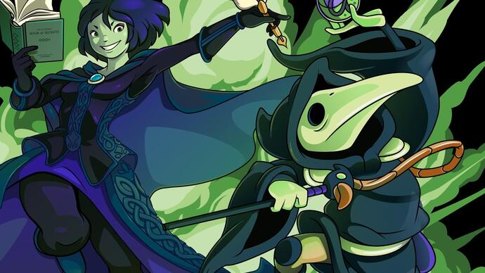 Shovel Knight's Plague of Shadows expansion dated