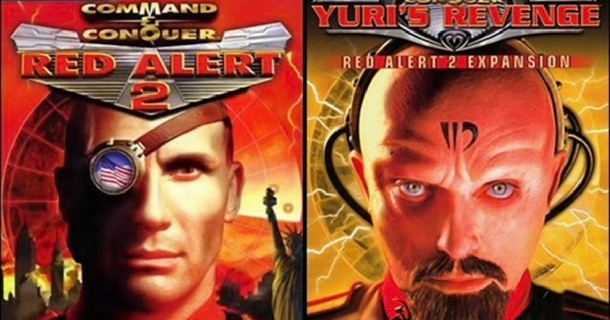 Command Amp Conquer Red Alert 2 Free On Origin Eurogamer Net