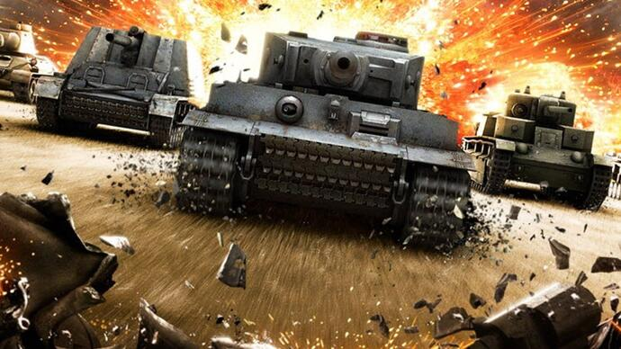 World of Tanks confirmado para a PS4