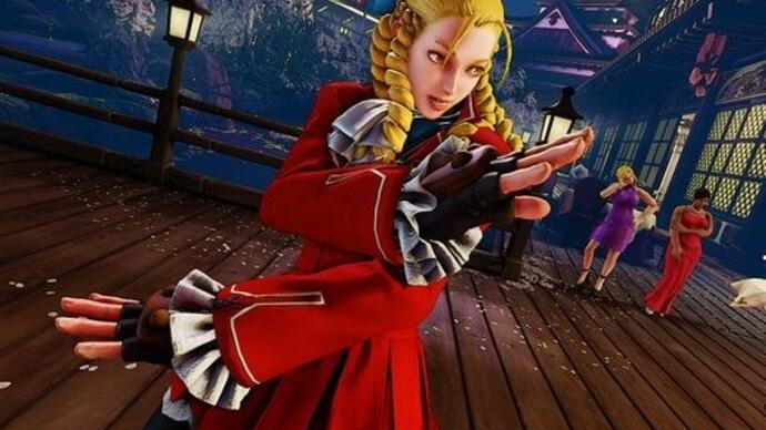 Karin confirmed for Street Fighter 5