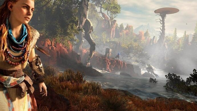 Seis minutos de gameplay de Horizon: Zero Dawn