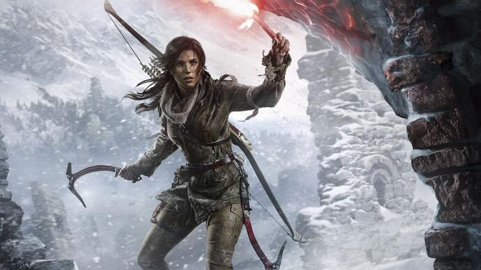 Rise of the Tomb Raider com novo trailer espetacular