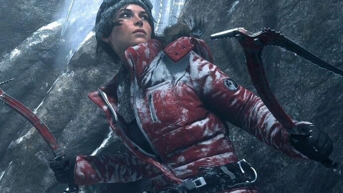 Rise of the Tomb Raider com 15 minutos de gameplay
