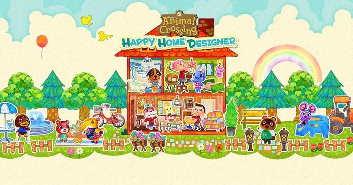 Animal crossing happy home designer review for 7 11 happy home designer