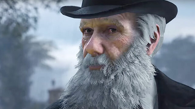 We Do a Murder for Charles Darwin in Assassin's Creed Syndicate Gameplay