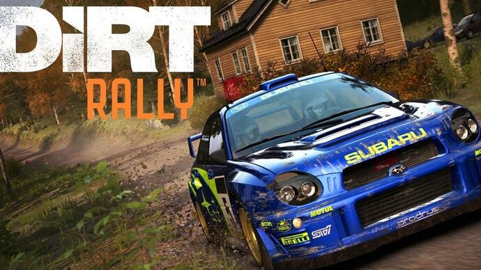 Dirt Rally's latest update introduces the sport's spiritualhome