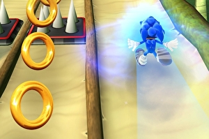 The next Sonic is mobile game Sonic Dash 2