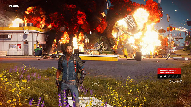 Just Cause 3 Is a World Where Absolutely Everything Explodes