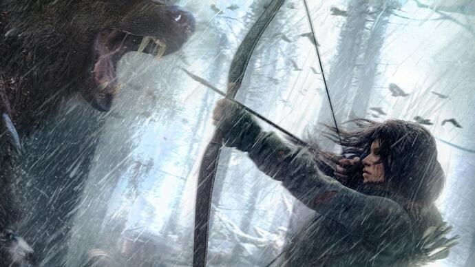 Vejam um novo vídeo de gameplay de Rise of the Tomb Raider