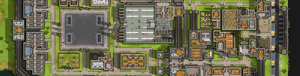 Architecture Design Guide prison architect guide: how to get started on ps4, xbox and pc