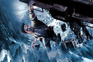 Face-Off: Uncharted 2: Among Thieves on PS4