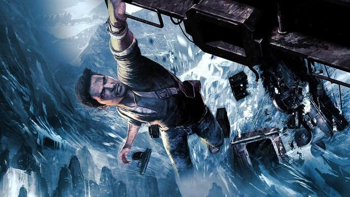 Face-Off: Uncharted 2: Among Thieves onPS4